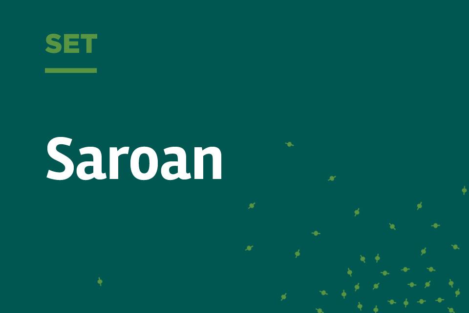 Saroan